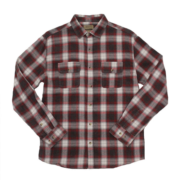 Moose Flannel Button-down - Super Massive Shop