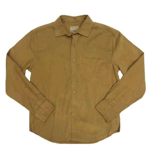 Haze Corduroy Button-down