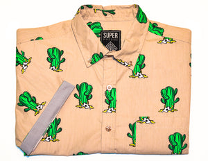 Phantom Ranch SS Button-down - Super Massive Shop