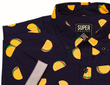 Load image into Gallery viewer, Taco Tuesday SS Button-down - Super Massive Shop