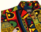 Mbira SS Button-down - Super Massive Shop