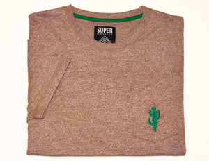 Desert Cactus SS Pocket Tee - Super Massive Shop