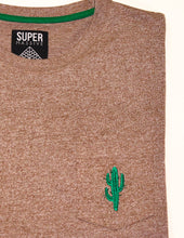 Load image into Gallery viewer, Desert Cactus SS Pocket Tee - Super Massive Shop