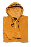 YAEZ Gold Coast Velour Hoodie - Super Massive Shop