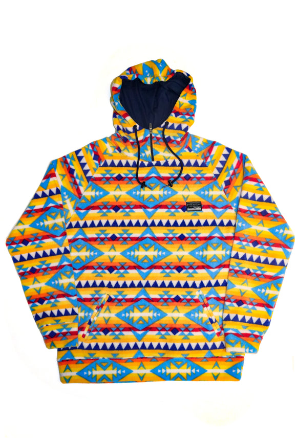 Caribou Polar Fleece Hoodie - Super Massive Shop