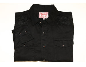 Undertaker Western Button-down - Super Massive Shop