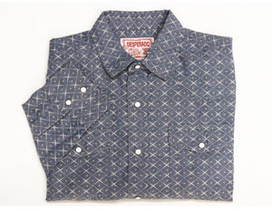 Lone Star Western Button-down - Super Massive Shop