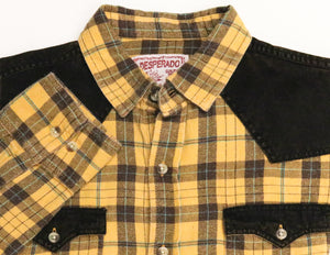 Mountain Pioneer Western Button-down - Super Massive Shop
