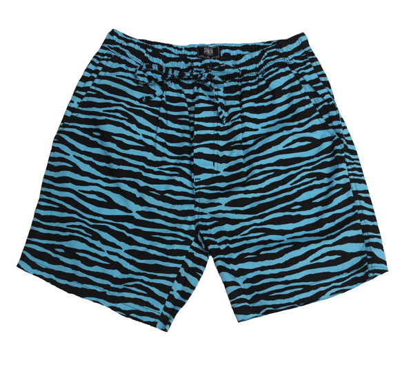 Snow Tiger Set Shorts