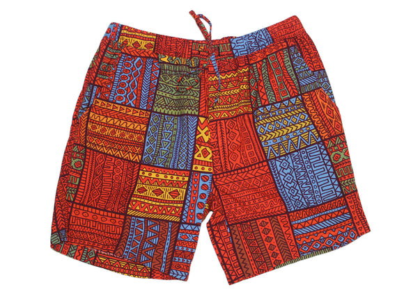 Mombasa Stretch Shorts - Super Massive Shop