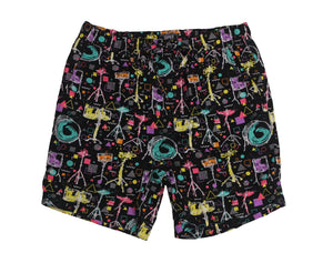 Rad Percussion Set Shorts - Super Massive Shop