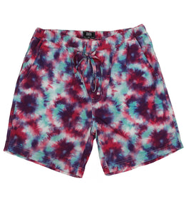 Tie-dye Set Shorts - Super Massive Shop
