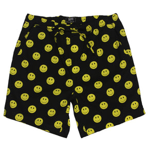 Smiley Print Set Shorts - Super Massive Shop