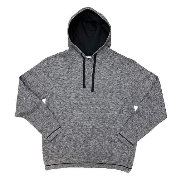 Raino Fleece Hoodie Black