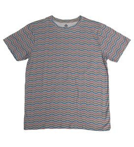 Bounce SS Print Tee - Super Massive Shop