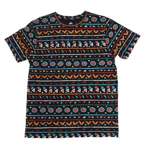 Stone Print Tee - Super Massive Shop