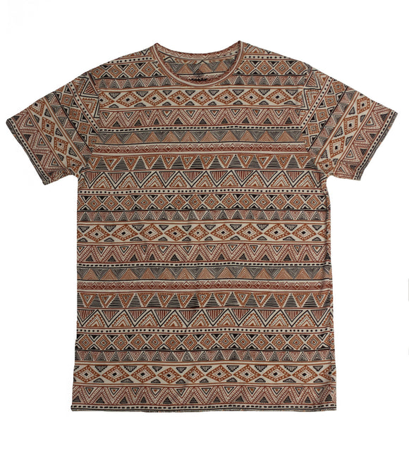 Dirt SS Print Tee - Super Massive Shop