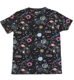 Spiral Print Tee - Super Massive Shop