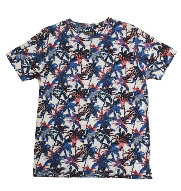 Acid Jungle Print Tee