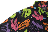 Dino Party SS Button-down - Super Massive Shop