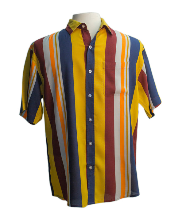 Havana Haze SS Button-down - Super Massive Shop