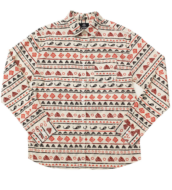 Rising Sun LS Button-down