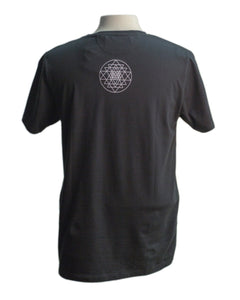 Organic Sri Yantra Tee - Super Massive Shop