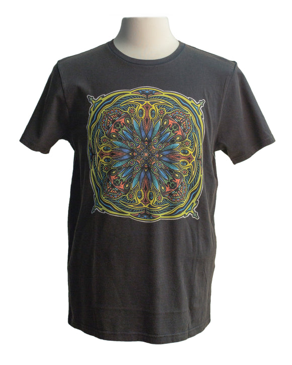 organic vortex tee - Super Massive Shop