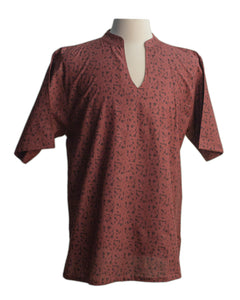 Organic Beet Tunic - Super Massive Shop