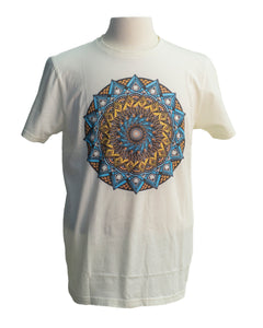 Organic Mandala Tee - Super Massive Shop