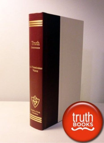 1 & 2 Thessalonian [Guardian of Truth] - [Hardcover] by Walton Weaver