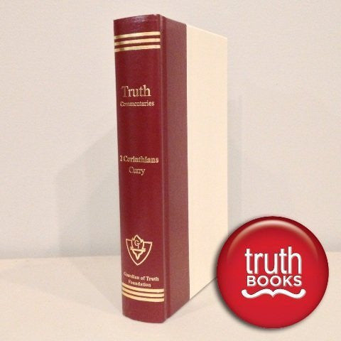 2 Corinthians [Guardian of Truth] - [Hardcover] by Melvin Curry
