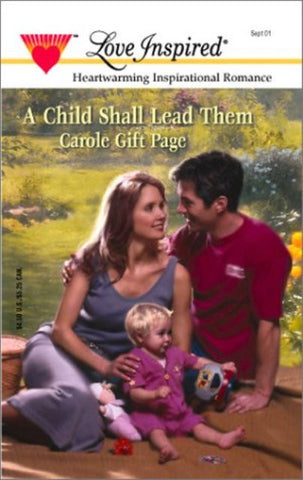A Child Shall Lead Them [Paperback] by Carole Gift Page