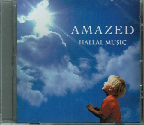 Amazed - CD - Hallal #11