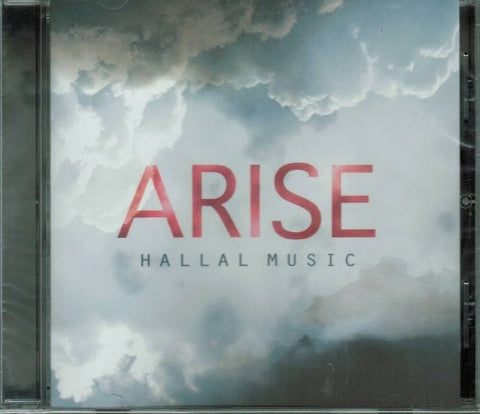 Arise - CD - Hallal #18