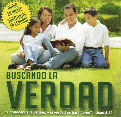 Buscando la Verdad / Searching for Truth [DVD] Hosted by John Moore