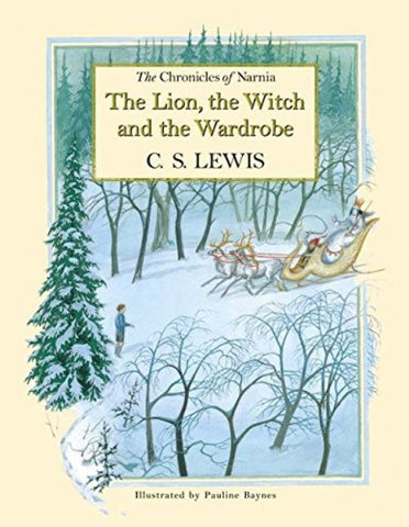 The Lion, the Witch and the Wardrobe Color Gift Edition [Hardcover] by C. S. Lewis