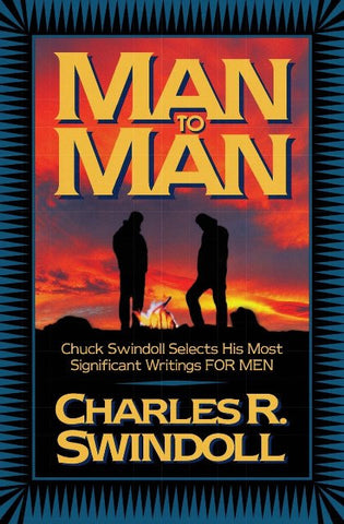 Man to Man [Paperback]8 by Charles R. Swindoll