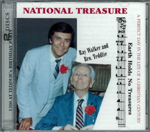100 Year Tribute To Tillit S. Teddlie - CD - by Ray Walker and Tillit S. Teddlie