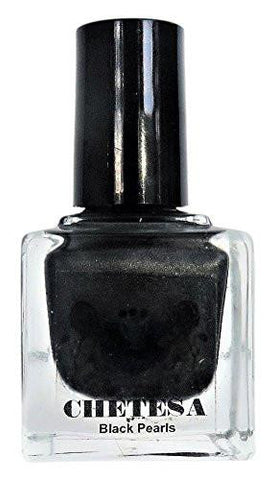 "Gems Collector Nail Lacquer ""Black Pearls"", 0.50 oz."