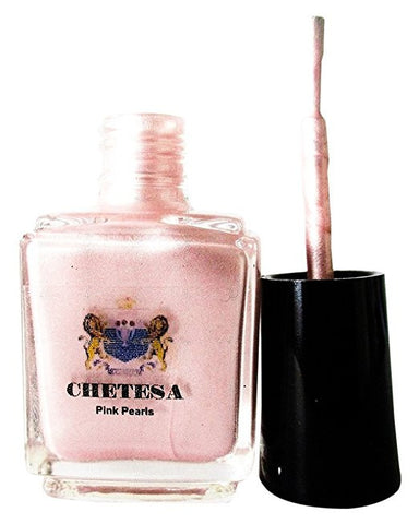 "Gems Collector Nail Lacquer ""Pink Pearls"", 0.43 oz."