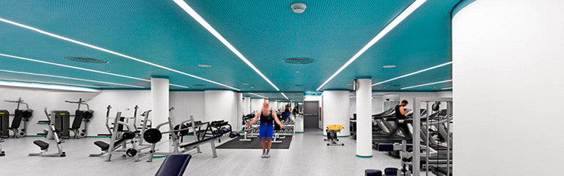 Gym Concepts - Creating value through layout and design