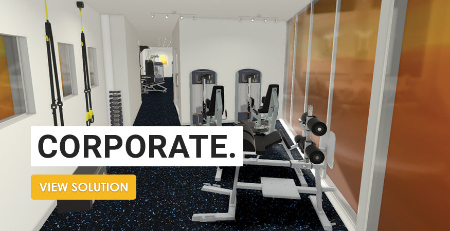 Corporate Gym Solution