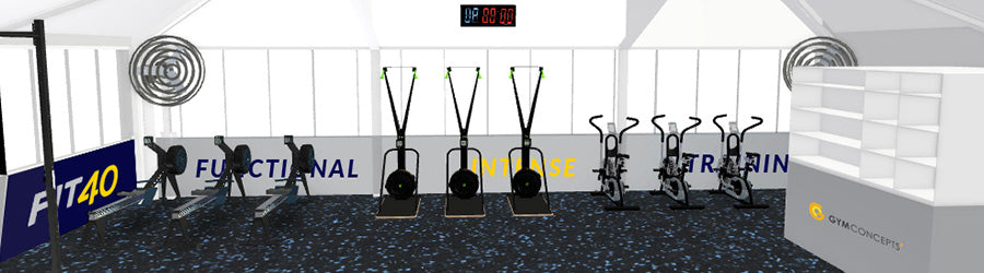 Functional Gym Render