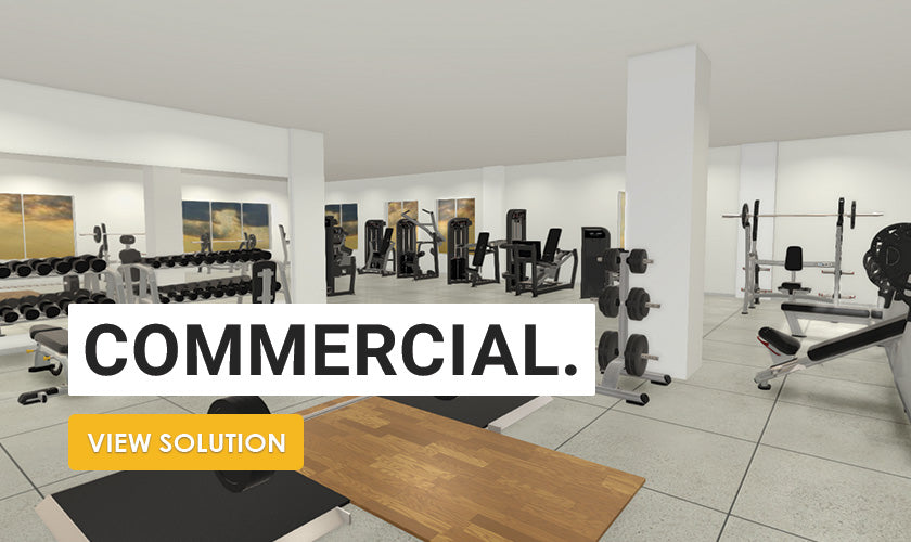 Commercial Gym Solution
