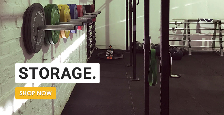 Functional Gym Storage