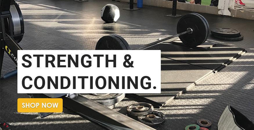 Strength and Conditioning Equipment