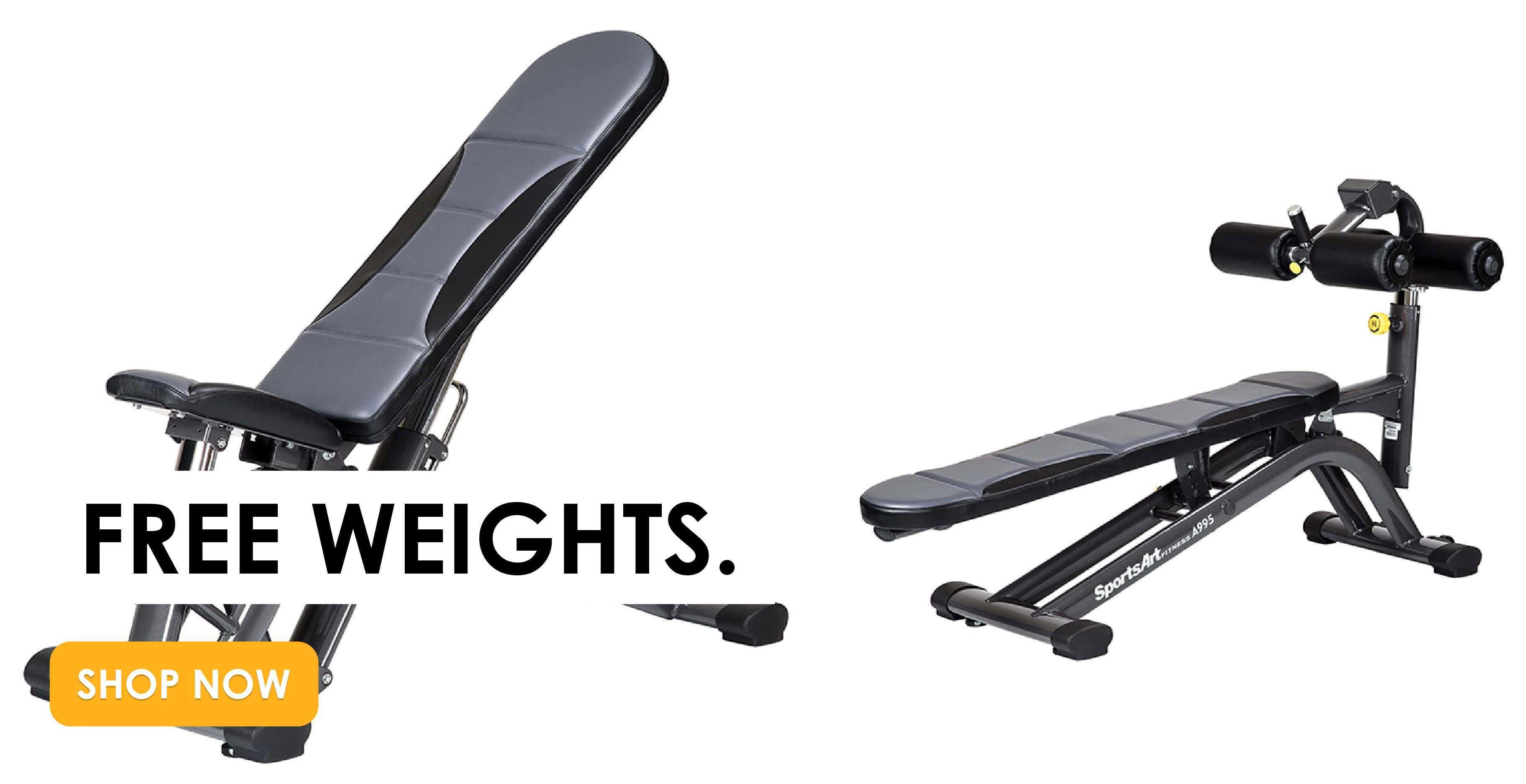 Free Weight Gym Equipment