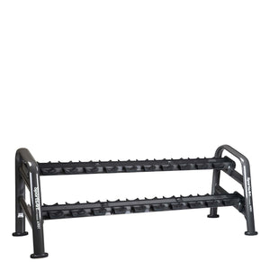 A901 - 10-pair Dumbbell Rack - Gym Concepts