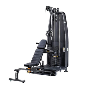 A93 - Functional Trainer Combination ( included adjustable bench ) - Gym Concepts